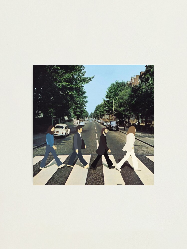 Alternate view of Abbey Road Photographic Print