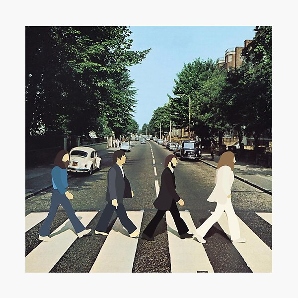 Abbey Road Photographic Print