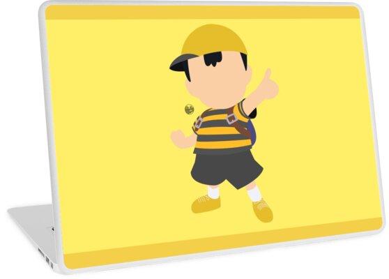 Ness (Yellow) - Super Smash Bros. by samaran