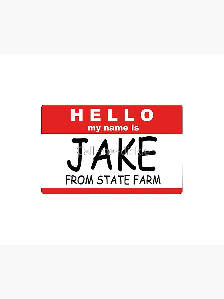 Jake from State Farm by Call-me-dickie