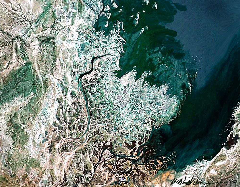 """Northern Estuary""  by Patrice Baldwin"
