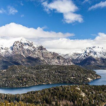 Patagonia - Mountains (Argentina) by MathieuLongvert