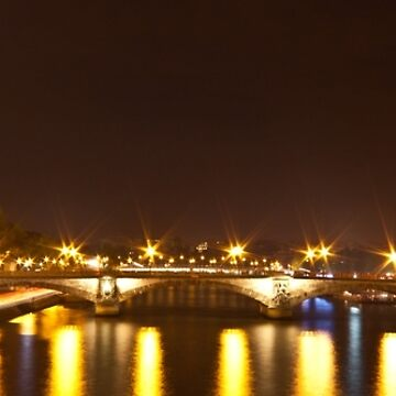 Eiffel Tower overview - panorama by MathieuLongvert