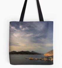 Freycinet from Cape Tourville Tote Bag
