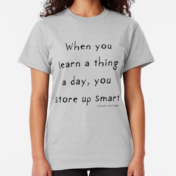 Store Up Smart Classic T-Shirt