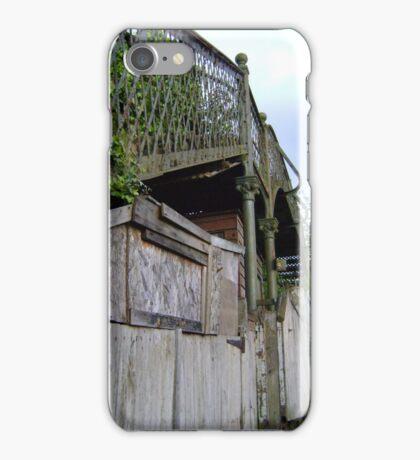bridge over a.. shed? iPhone Case/Skin