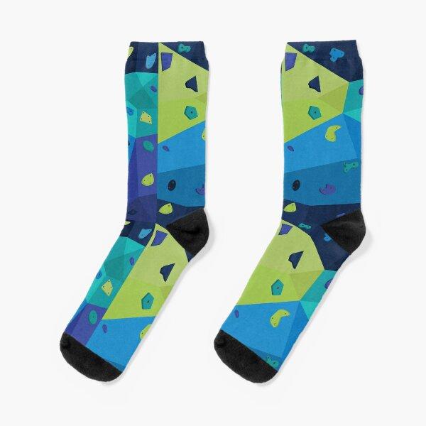 I Love Climbing White Socks Great Socks for the sportsman