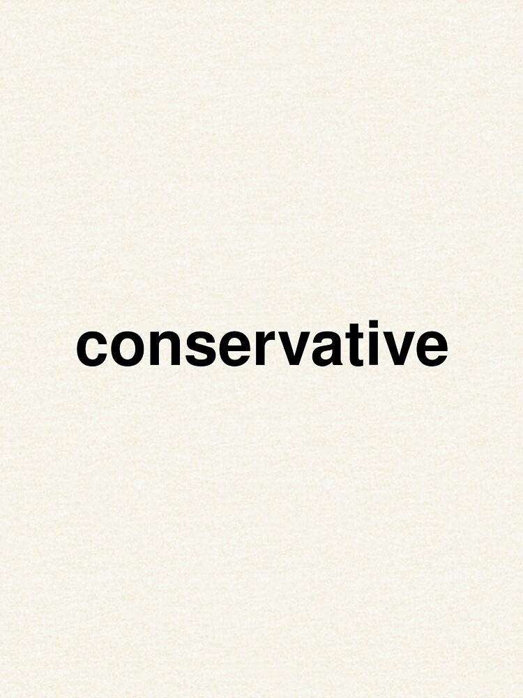 conservative by ninov94