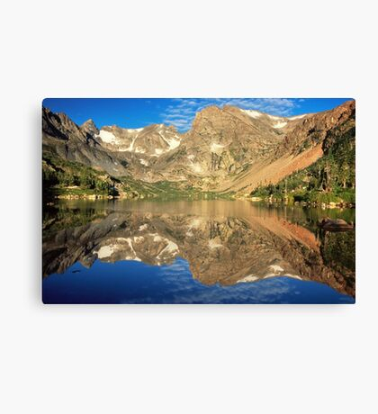 Lake Isabelle Canvas Print