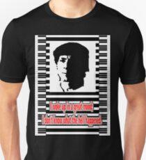 Mike Damone woke up in a great mood... Unisex T-Shirt