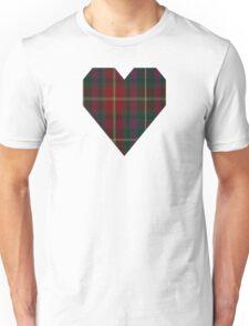 00343 Meath County District Tartan  Unisex T-Shirt