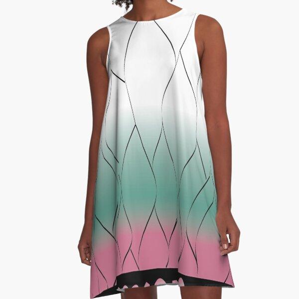 Shinobu pattern A-Line Dress