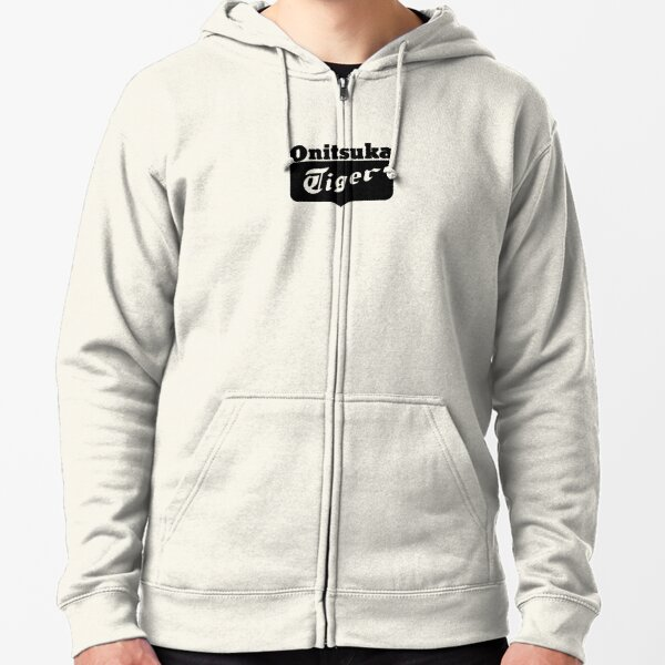 onitsuka tiger mexico 66 new york white zip up hoodie