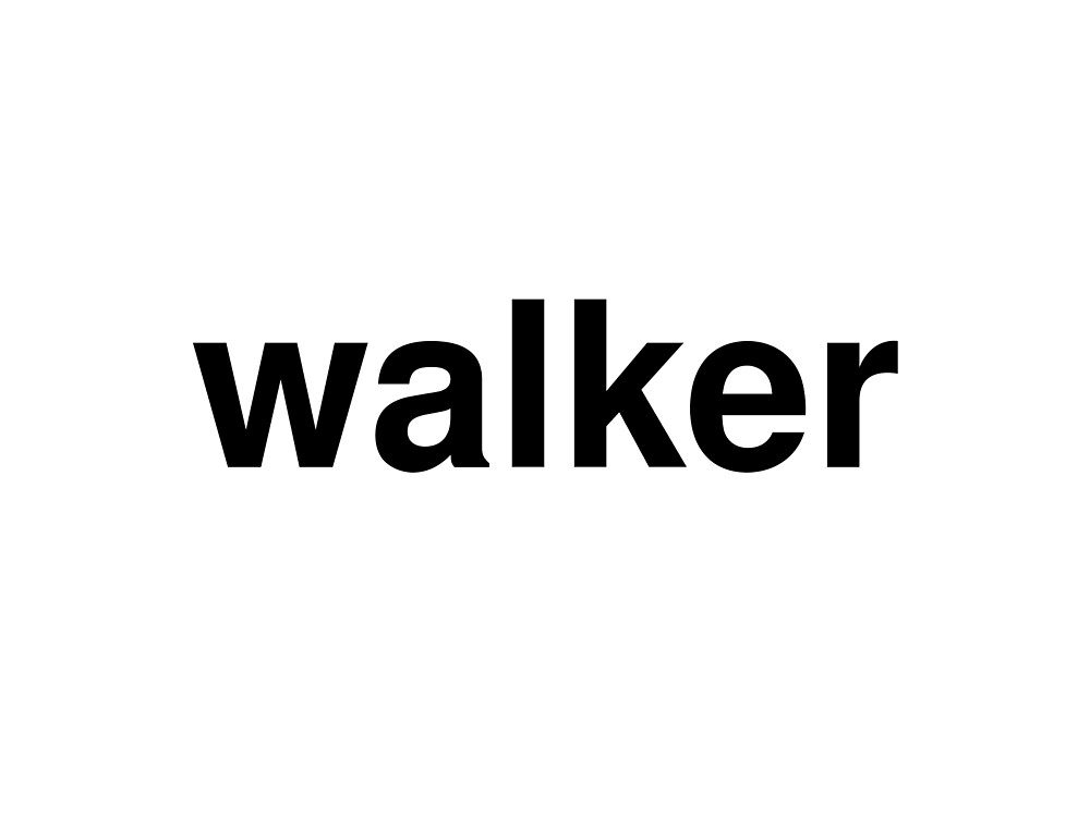 walker by ninov94