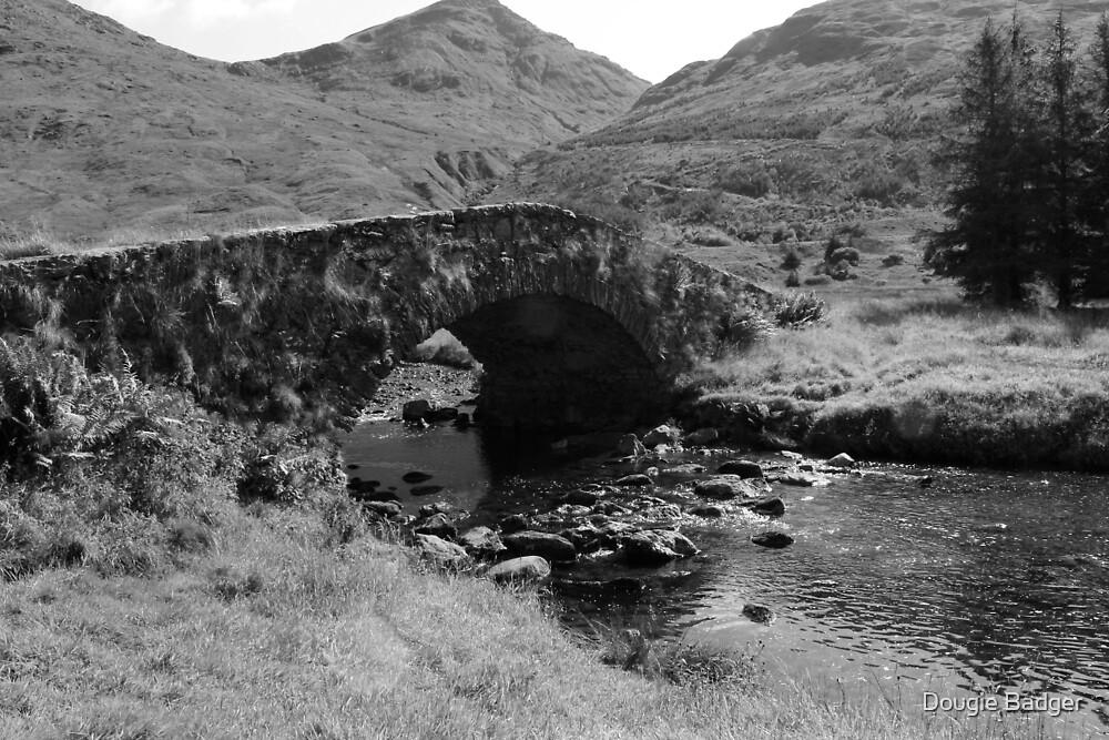 Butter Bridge Kinglas Argyle and Bute 3 by Dougie Badger