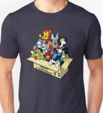 Adopt a Superdog Unisex T-Shirt