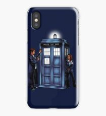 The Agents have the Phone Box iPhone Case/Skin