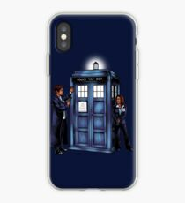 The Agents have the Phone Box iPhone Case