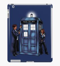 The Agents have the Phone Box iPad Case/Skin