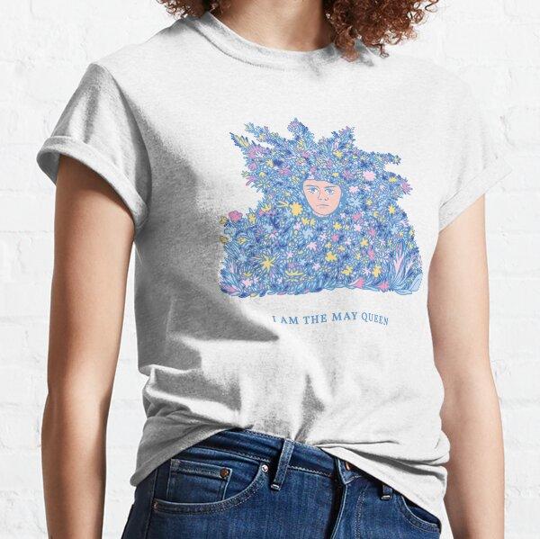 Midsommar - Je suis la reine de mai - Fan Art du film d'horreur 2019 - T-shirt classique