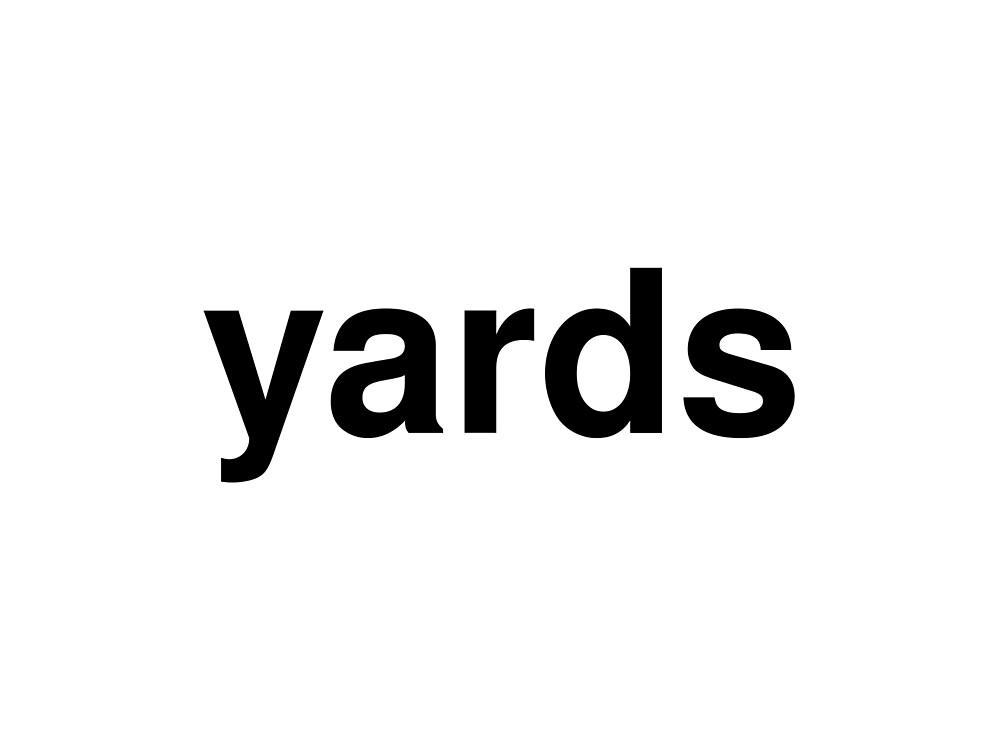 yards by ninov94