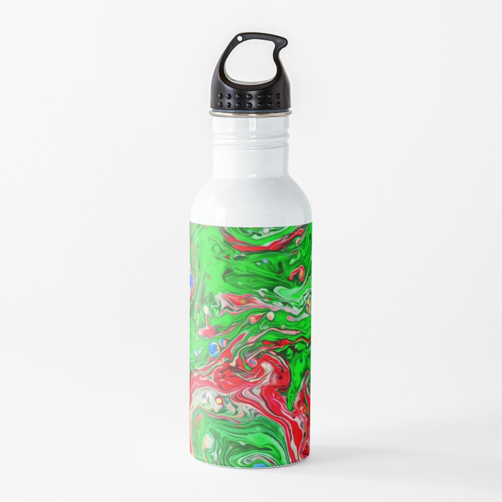 Abstraction #C Water Bottle