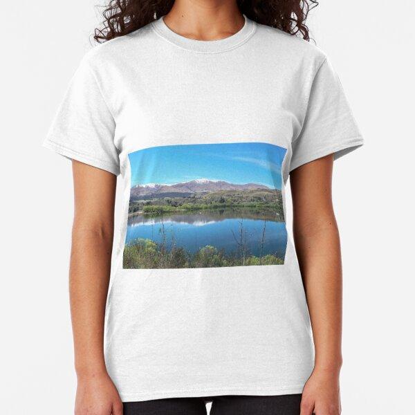 Lake Hayes Reflections Classic T-Shirt