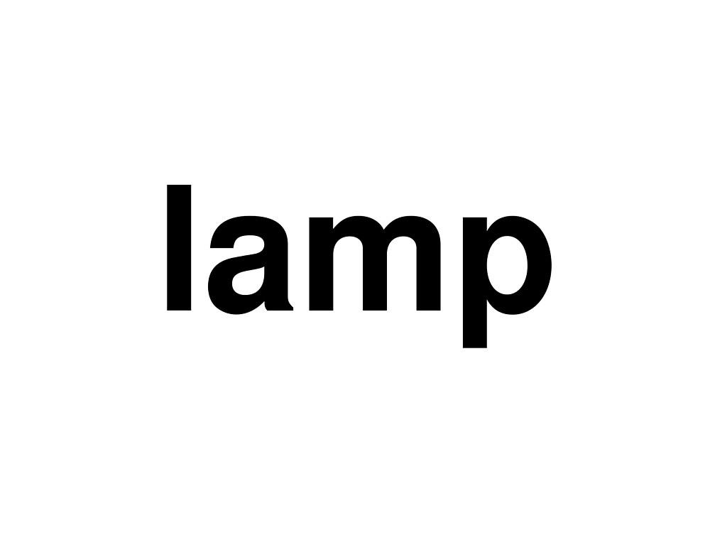 lamp by ninov94