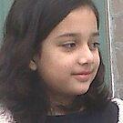 My Sweet Daughter Minahil by Amir Saeed