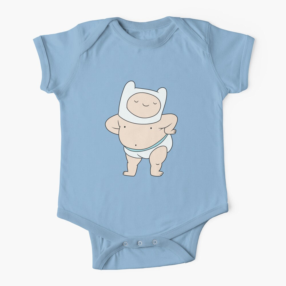 Baby Finn - Adventure time Baby One-Piece