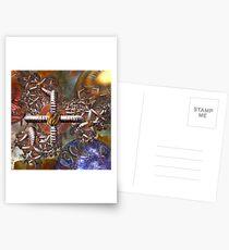 Three Part Harmony Postcards
