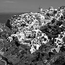 Santorini by Martin  Hazelgrave