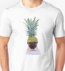 Pug Pineapple T-Shirt