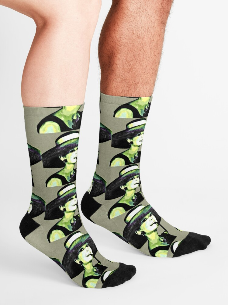 Alternate view of Sea of Class Socks