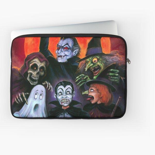 Halloween Monsters (Trick or Treat) Laptop Sleeve