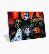 Halloween Monsters (Trick or Treat) Laptop Skin