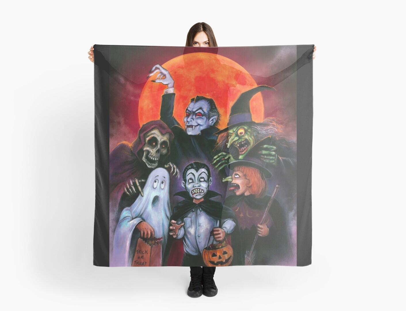 Halloween Monsters (Trick or Treat) by Scott Jackson