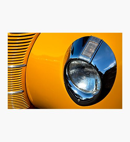 Street Rod Photographic Print