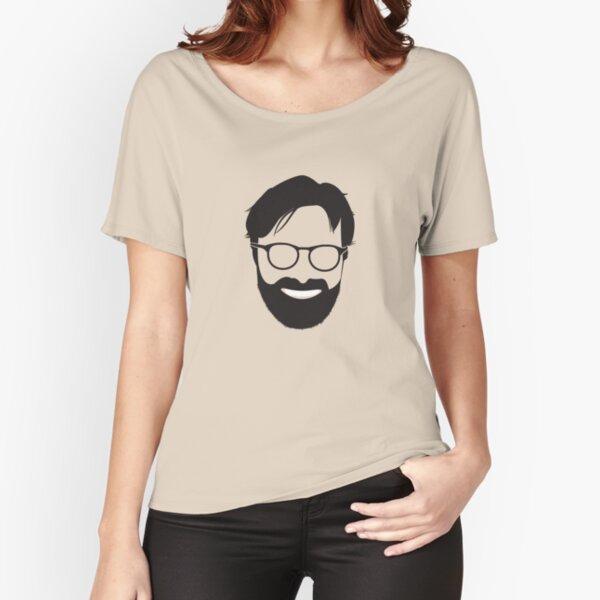 Jurgen.... Jurgen Klopp... LFC Relaxed Fit T-Shirt