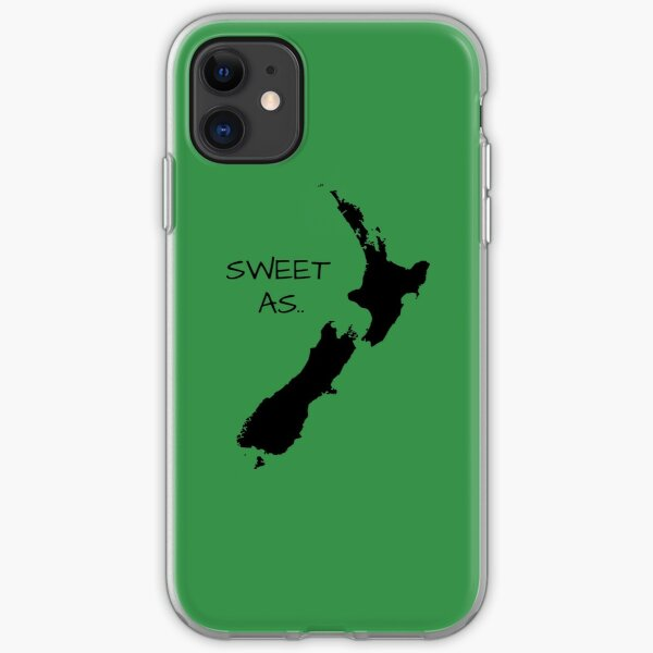 Sweet As iPhone Soft Case