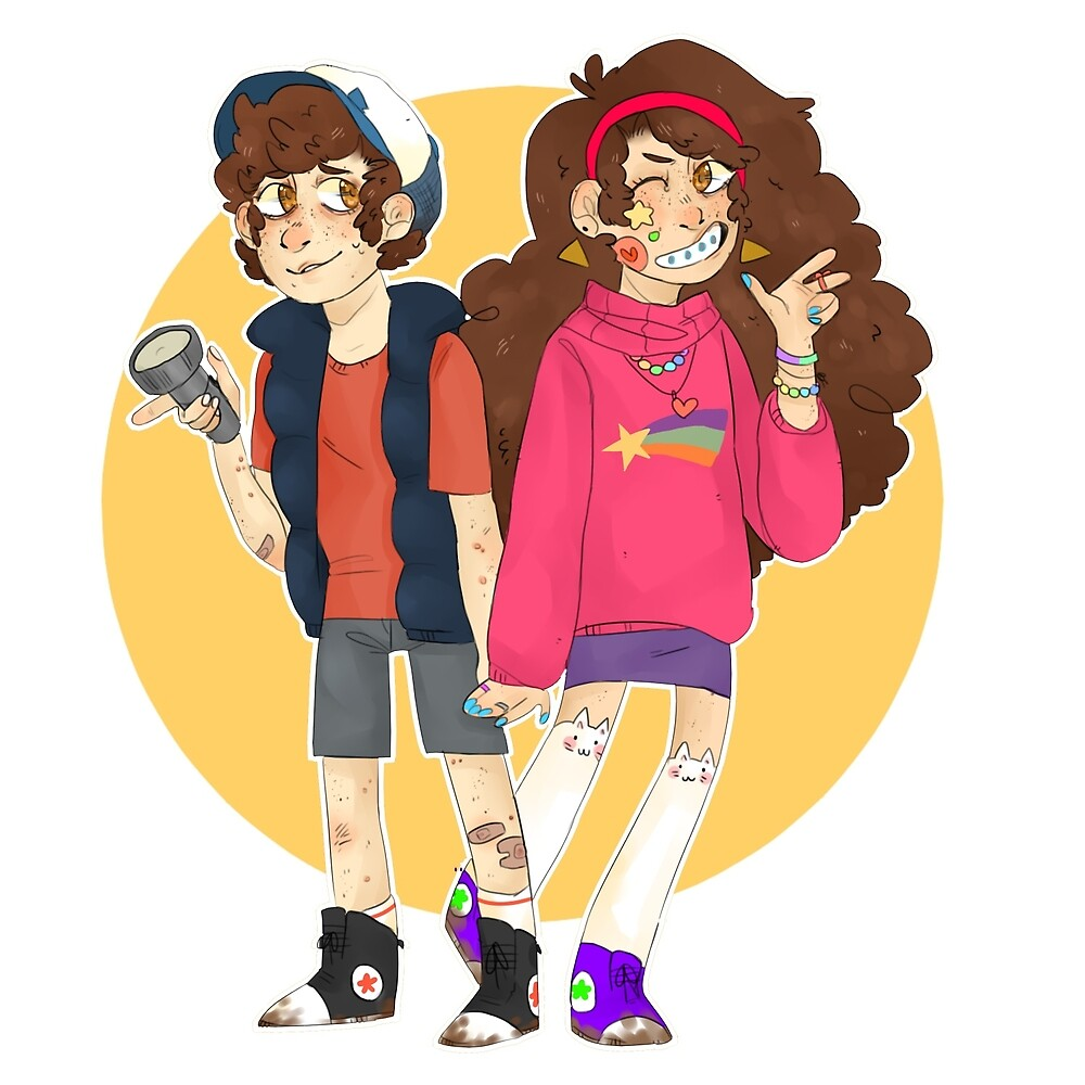 mystery twins by eggmcmuffinboy