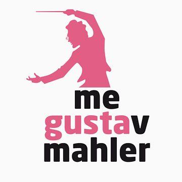 MeGustavMahler by adolfux
