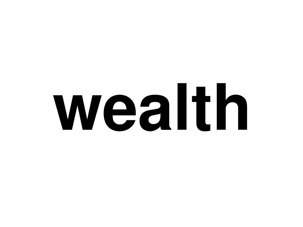wealth by ninov94