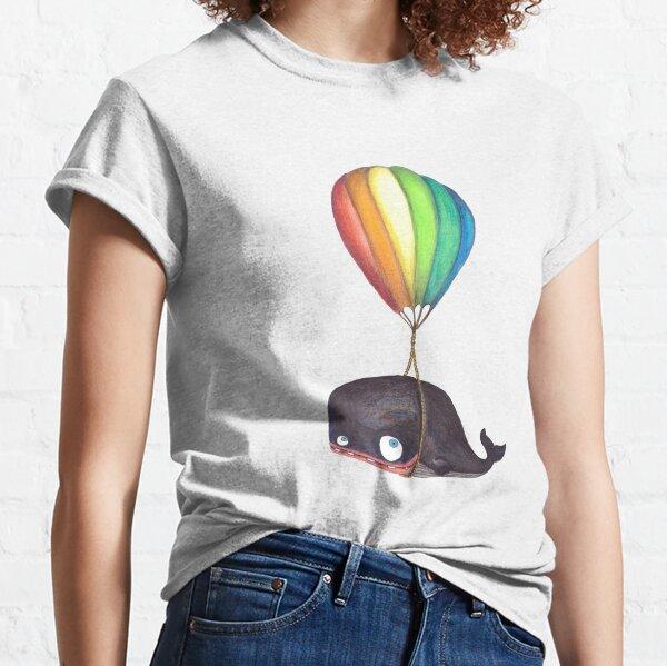 La baleine volante T-shirt classique