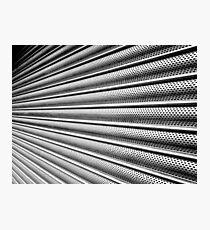 Shutter Photographic Print