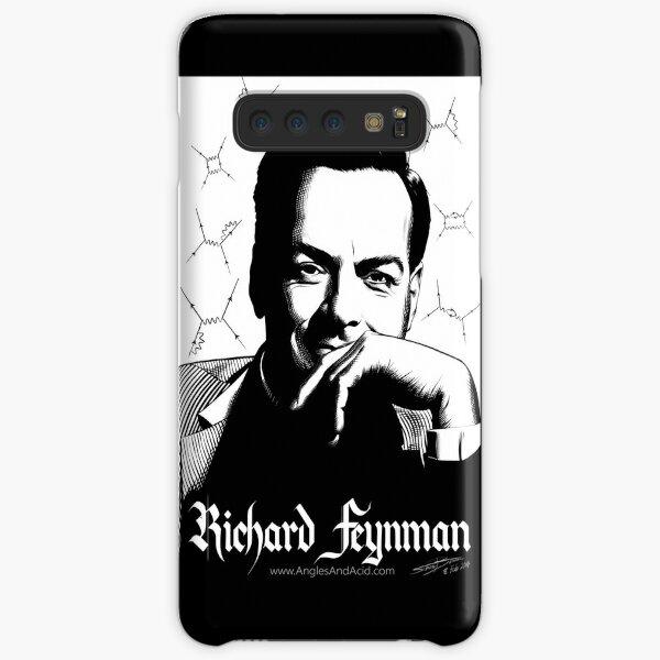 Richard Feynman Samsung Galaxy Snap Case