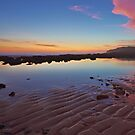 Rippled Dawn by Mark  Lucey