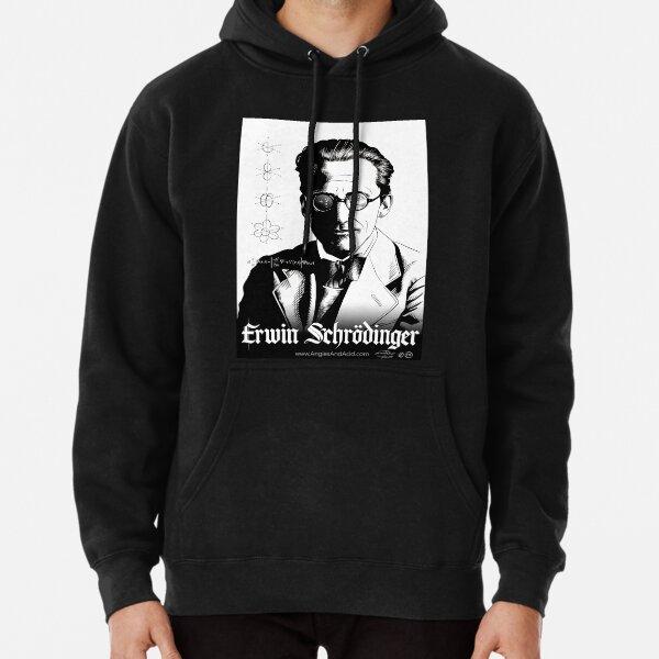 Erwin Schrödinger Pullover Hoodie
