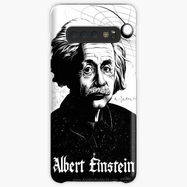 Albert Einstein Samsung Galaxy Snap Case