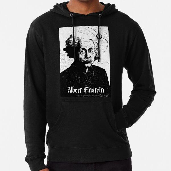 Albert Einstein Lightweight Hoodie